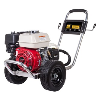 Shop BE gas pressure washers