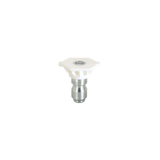 Picture of Quick Connect Spray Nozzle Size 5.0, 40 degree White