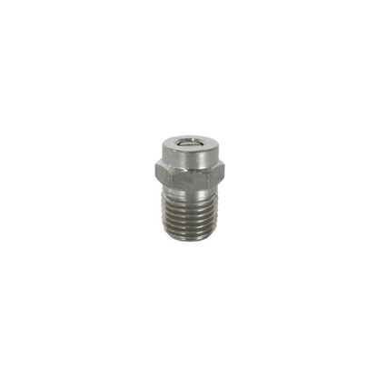 "Picture of Threaded Spray Nozzle Size 2.5 1/4"" 25 degree"