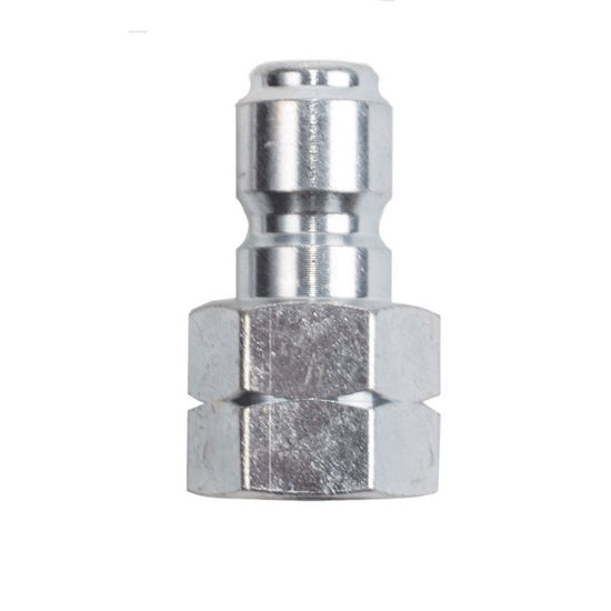 "Picture of Plug 3/8"" FNPT Steel Quick Connect"