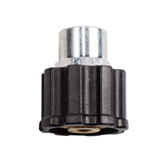 "Picture of Twist Coupler, 3/8""npt Metric"