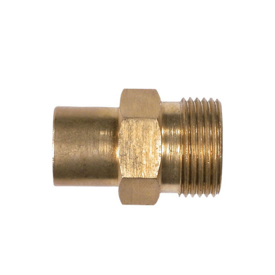 "Picture of Twist Adapter, M22 X 3/8"" fnpt"