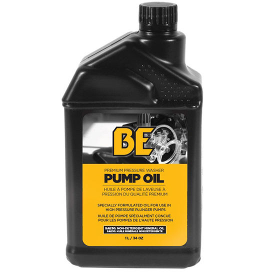 Picture of BE Pressure Washer Pump Oil