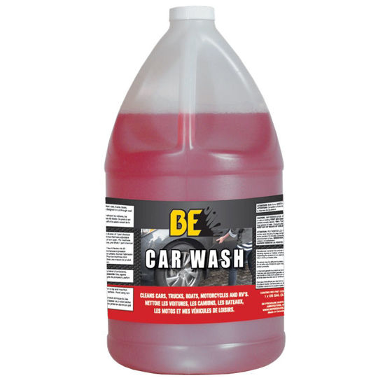 Picture of Detergent, Car Wash, 1 Gallon
