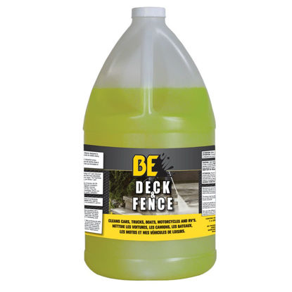 Picture of Detergent, Deck and Fence, 1 Gallon