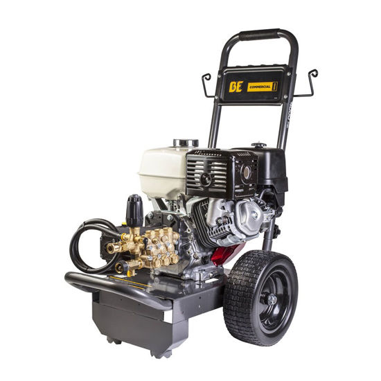 Picture of B4013HGS Pressure Washer 4000psi 4gpm GX390 Honda