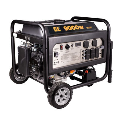 Picture of BE-9000ERUSC 9000 Watt Generator 420cc Powerease OHV