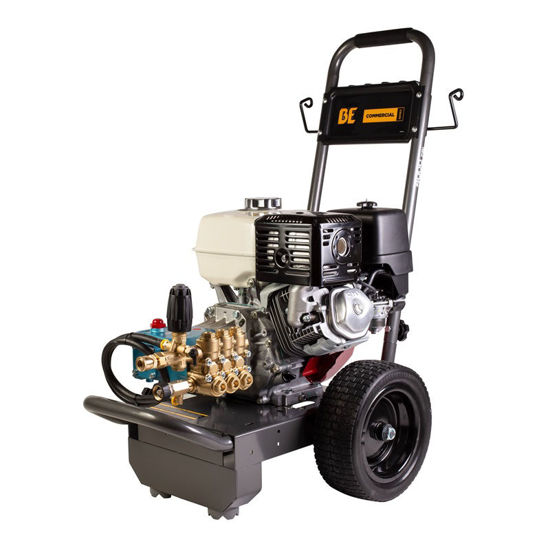 Picture of B4013HJS Pressure Washer 4000psi 4.0gpm GX390 Honda