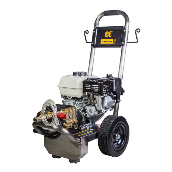 Picture of PE-2565HWSGENSP Pressure Washer 2500psi 3gpm Honda GX200