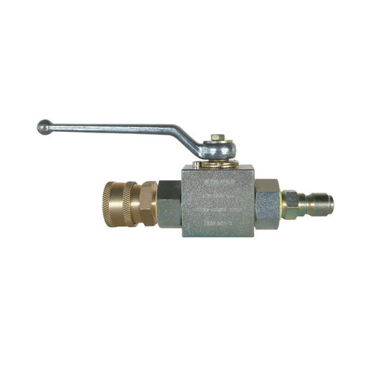 "Picture of Ball Valve Kit 3/8"" Quick Connect"