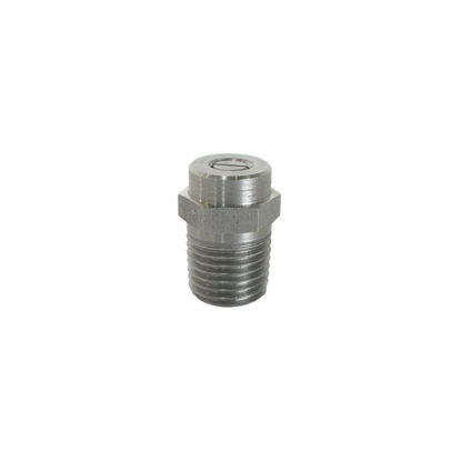 "Picture of Threaded Spray Nozzle Size 4.0 1/4"" 40 degree"