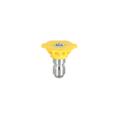 Picture of Quick Connect Spray Nozzle Size 2.5 15 deg. Yellow