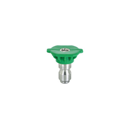 Picture of Quick Connect Spray Nozzle Size 2.5 25 degree Green