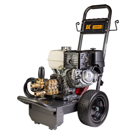 Picture of B4013HCS Pressure Washer 4000psi 4gpm GX390 Honda
