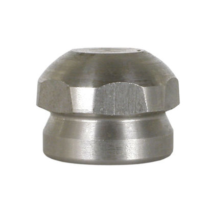 "Picture of BE 85.210.258 Drain Cleaning Laser Nozzle, 1/4"" npt"