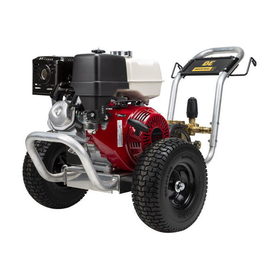 Picture of BE B4013HABG 4000 PSI 4 GPM Belt Drive Gas Pressure Washer