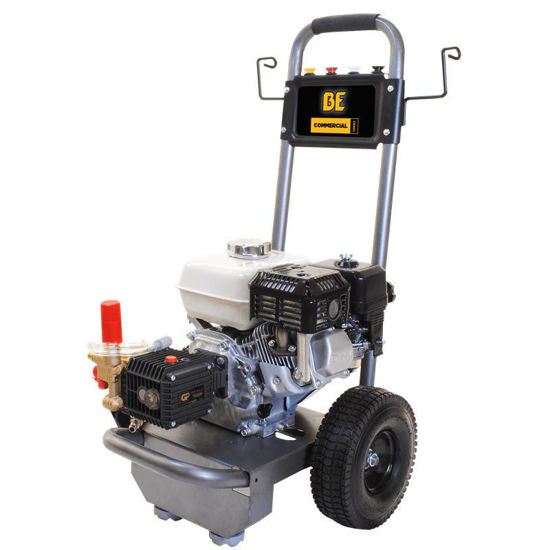 Picture of BE B2565HG 2500 PSI Gas Pressure Washer Honda GX200
