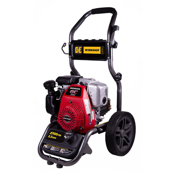 Picture of BE BE275HAS 2700 PSI Gas Pressure Washer With Honda Engine