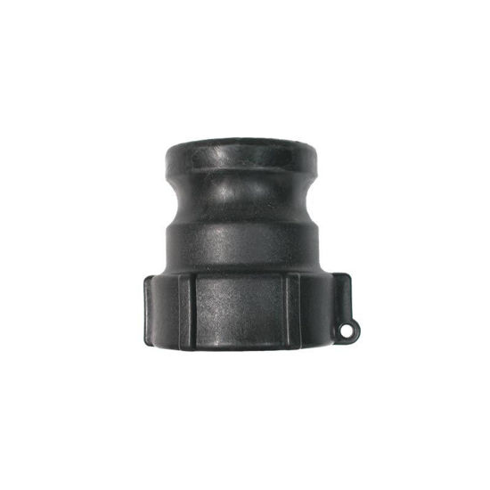 """Picture of 1"""" Polypropylene Camlock Type A"""