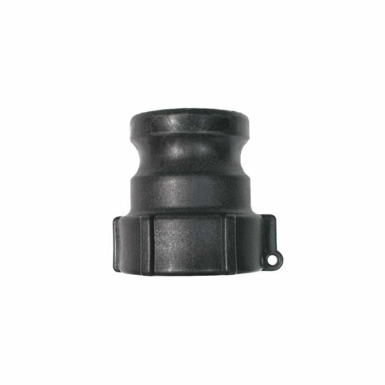 """Picture of 1 1/2"""" Polypropylene Camlock Type A"""