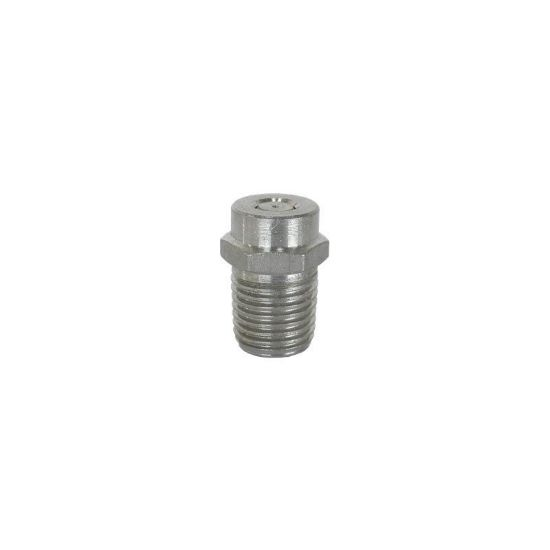 """Picture of Threaded Spray Nozzle Size 7.5 1/4"""" 0 degree"""