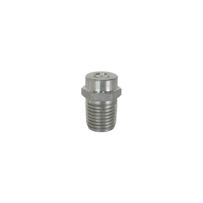 """Picture of Threaded Spray Nozzle Size 3.5 1/4"""" 15 degree"""